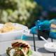Visburger door FoodBlaBla | styling en koken door Jacqueline Sluijter | fotografie door Sander Damen
