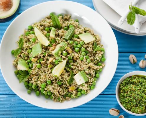 Quinoasalade FoodBlaBla | styling en koken door Jacqueline Sluijter | fotografie door Sander Damen