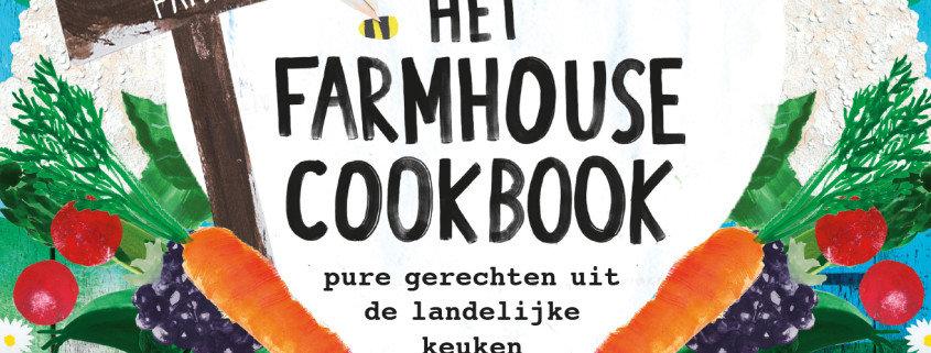 Het Farmhouse CookBook door uitgeverij GoodCook