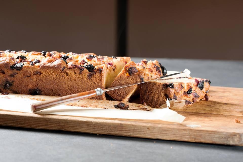 Boeren appelcake, voor FoodBlaBla | De foodblog uit Arnhem | styling en koken door Jacqueline Sluijter, fotografie Sander Damen|© Foodblabla