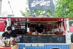 Of je Spaanse Worst Lust Impressie van het evenement Food Truck Festival TREK Utrecht 7-6-2014 | alle foto's ©Foodblabla