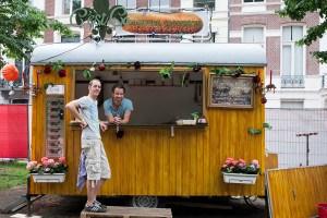 Monsieurs Croquettes Impressie van het evenement Food Truck Festival TREK Utrecht 7-6-2014 | alle foto's ©Foodblabla
