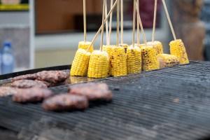 Impressie van het evenement @ Food Truck Festival TREK Utrecht 7-6-2014 | alle foto's ©Foodblabla