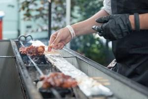 Sate Man @ Food Truck Festival TREK Utrecht 7-6-2014