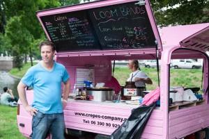 Crepes Company Impressie van het evenement Food Truck Festival TREK Utrecht 7-6-2014 | alle foto's ©Foodblabla