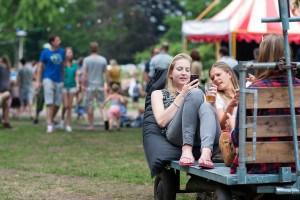 @ Food Truck Festival TREK Utrecht 7-6-2014