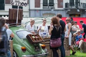 Koffie Kever @ Food Truck Festival TREK Utrecht 7-6-2014