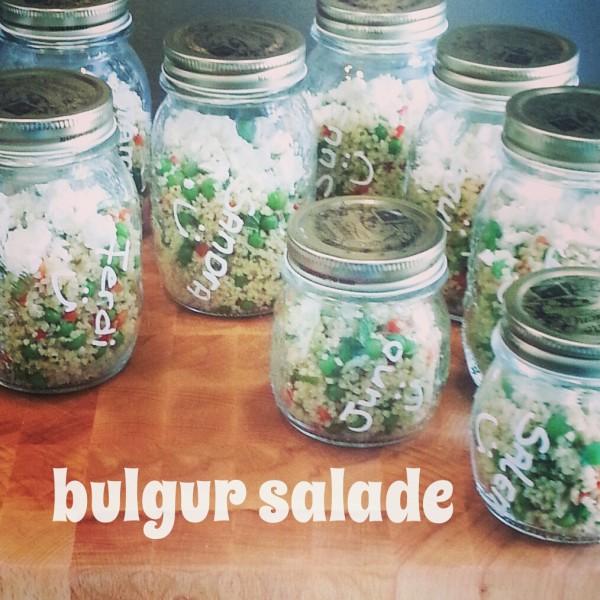 Bulgur Salade
