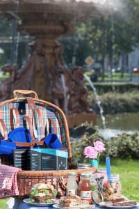 Urban Chef - picknickmand in Arnhem