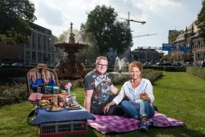 Picknick met Urban Chef in Arnhem Centrum