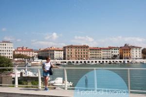 Ristorante L'andana, Jacqueline in Livorno