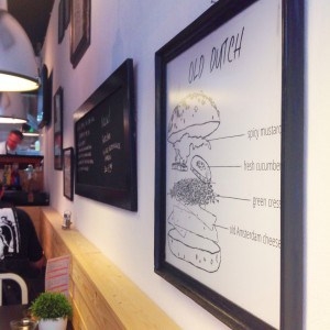 Sandwiches and more by Mo Lon