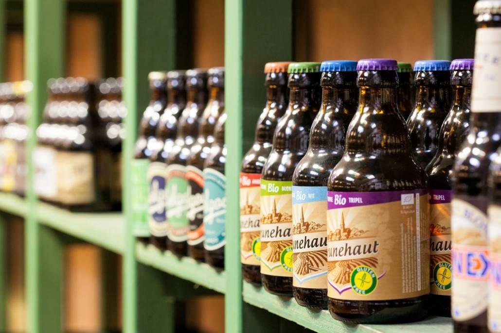 Biologische bieren Slijterij van Pernis in Arnhem
