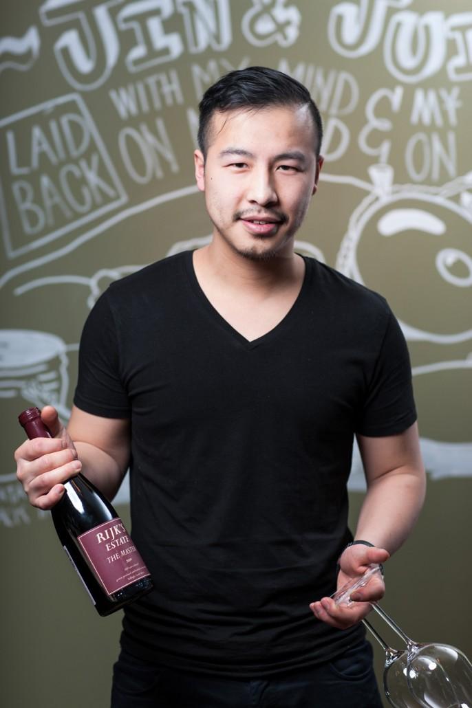 Jin Hu   wijnbar Bistro Velvet