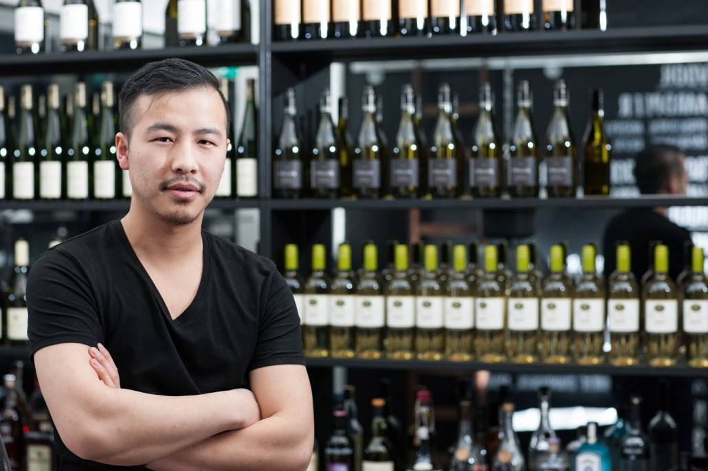 Jin Hu | Wijnbar bistro Velvet