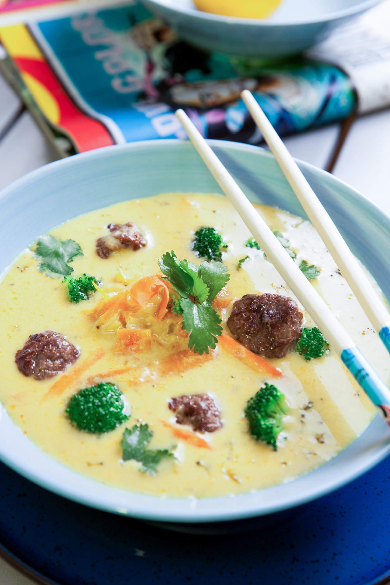 thaise currysoep