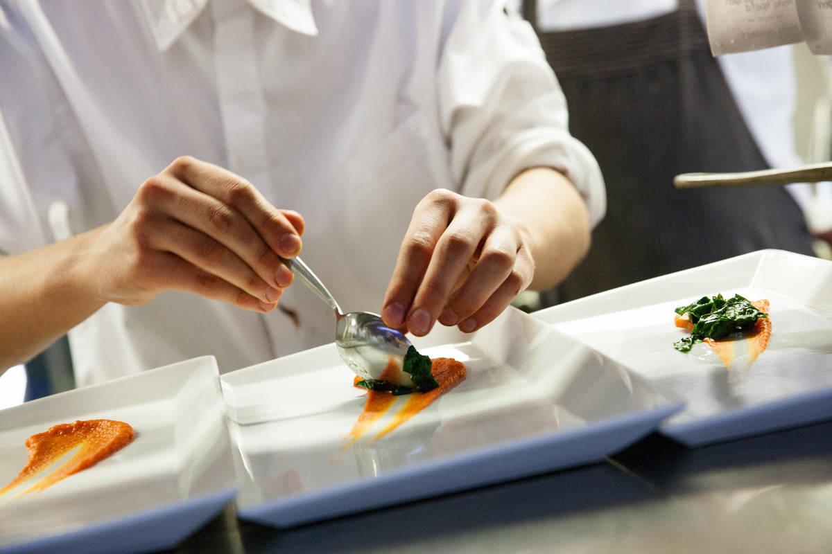De keuken Brasserie de Boerderij