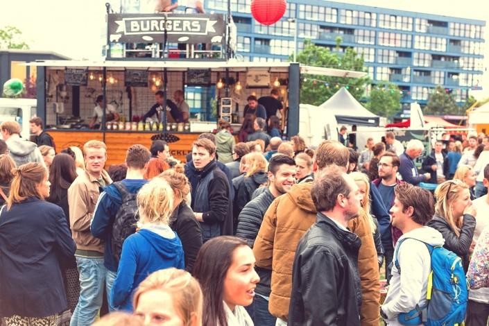Food Truck Festival Trek Utrecht mei 2015 © www.foodblabla.nl