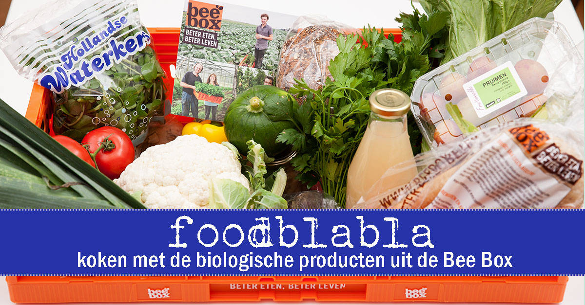 Bee Box en Foodblalbla