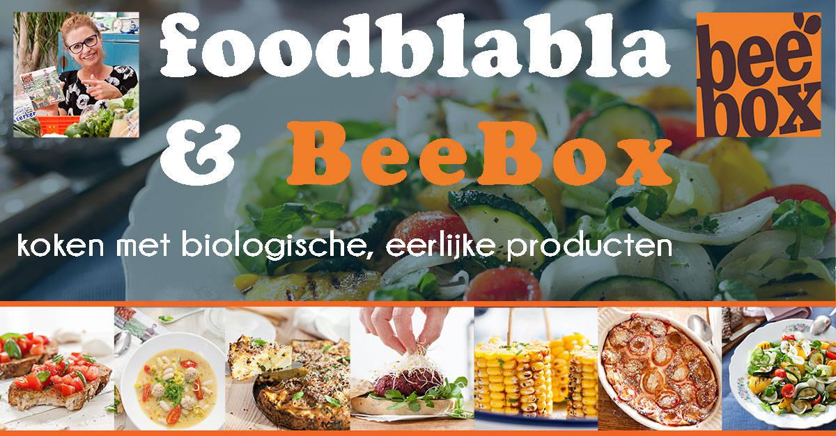 foodblabla en beebox uitgelicht