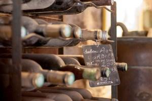 Een selectie van de wijnen van Château Fontenelles