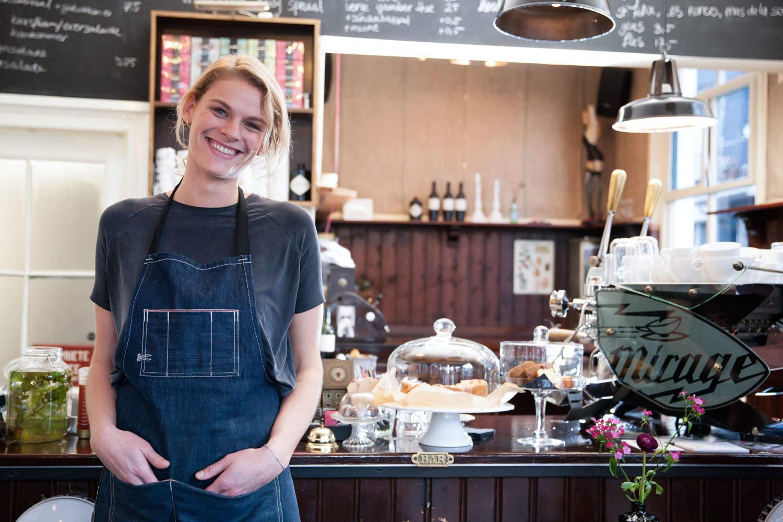 Patrice Donkers van koffieekafeetje in arnhem