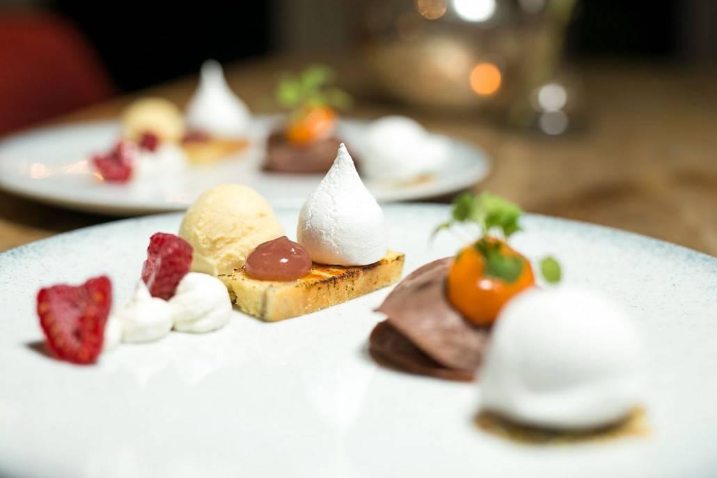 brasserie de boerderij dessert