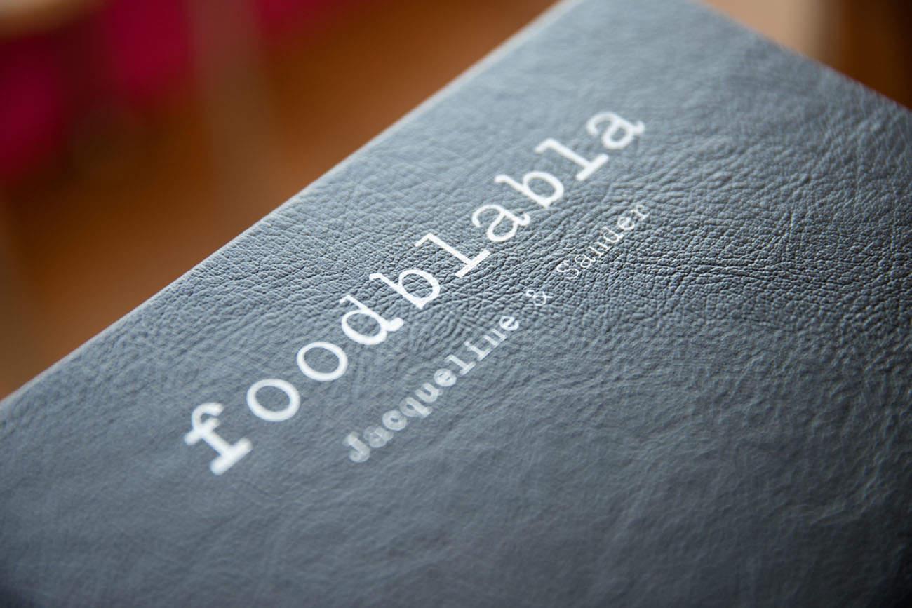 Foodblabla Saal Digital fotoalbum