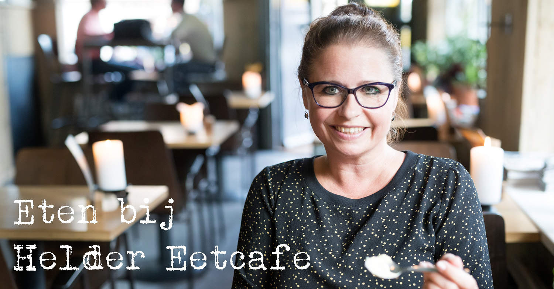 Eten bij Helder Eetcafe