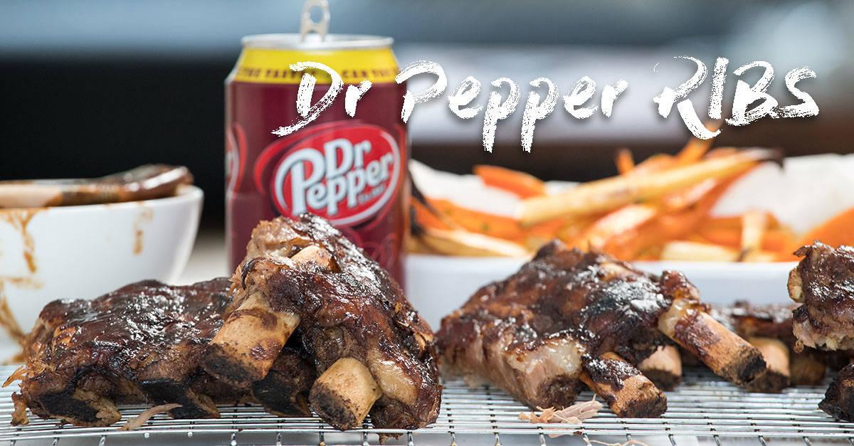 dr pepper ribs