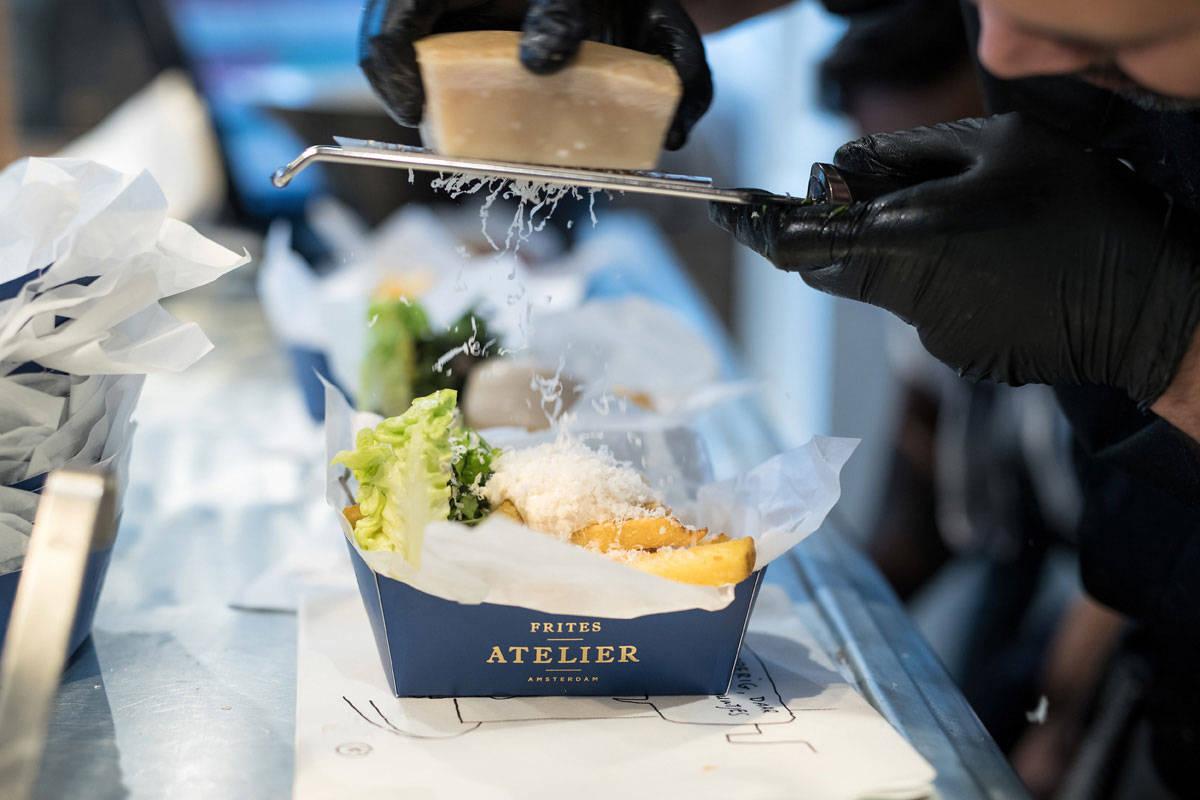 frites atelier arnhem frites caesar salade