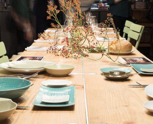 Food & lifestyle in Arnhem | Feestelijk tafelen met Pollmann en Weltevree bij Dudok