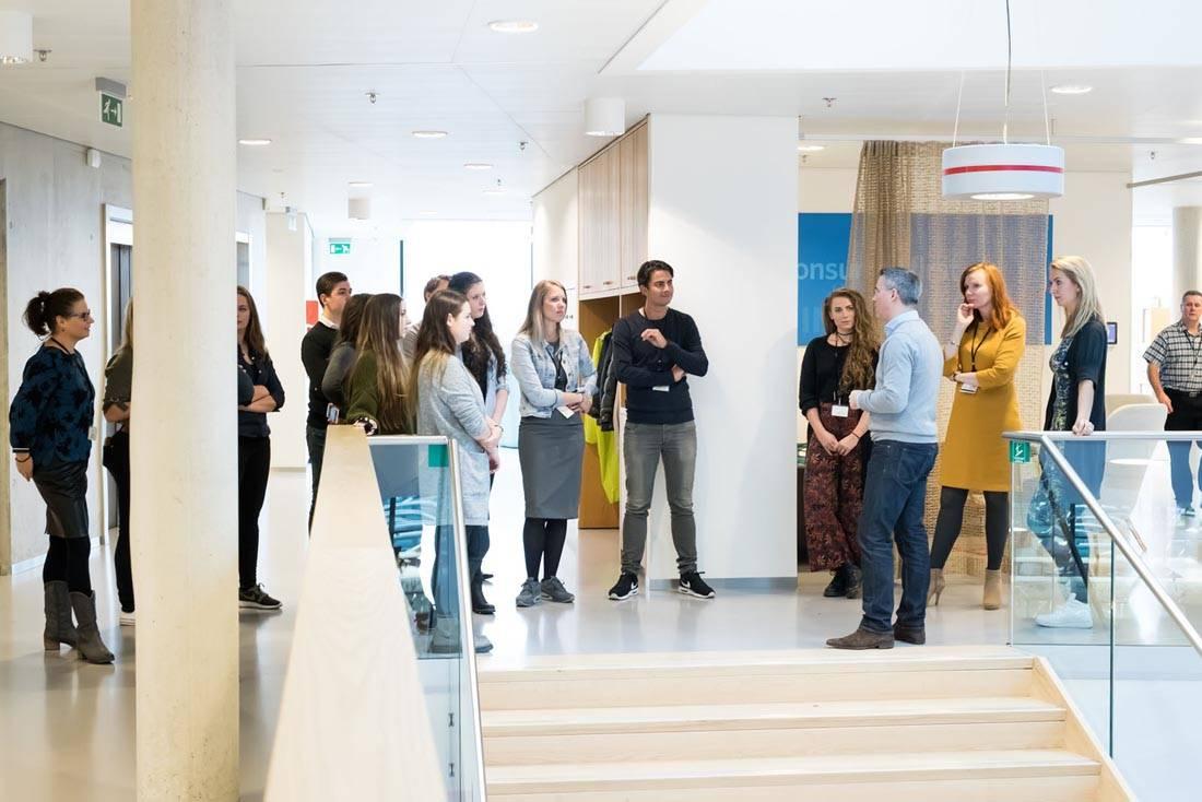Rondleiding Kraft Heinz Innovation Center