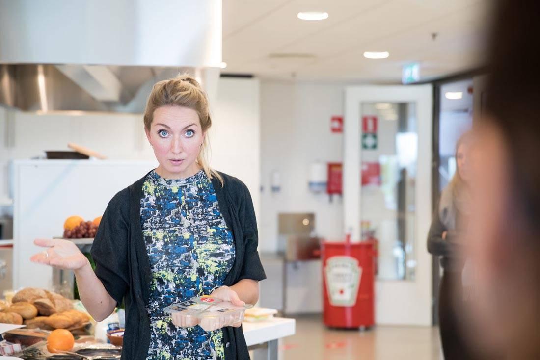 Claartje Schröder - foodblogger masterclass