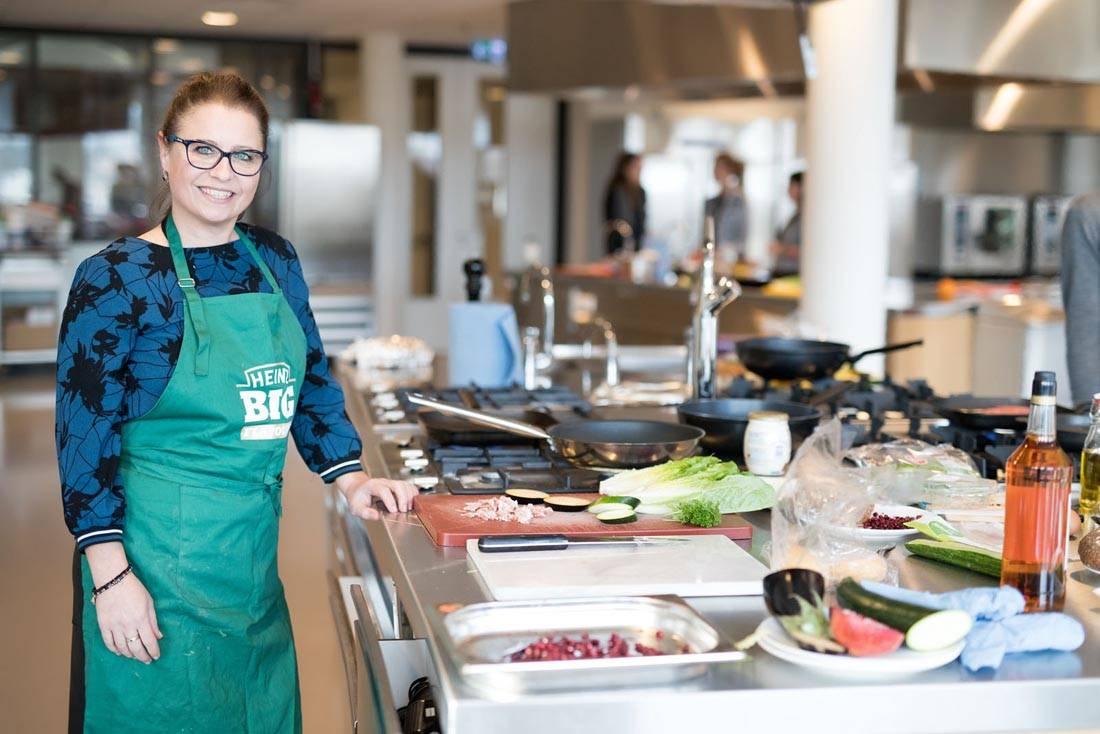 Jacqueline Sluijter - Foodblogger Masterclass Heinz
