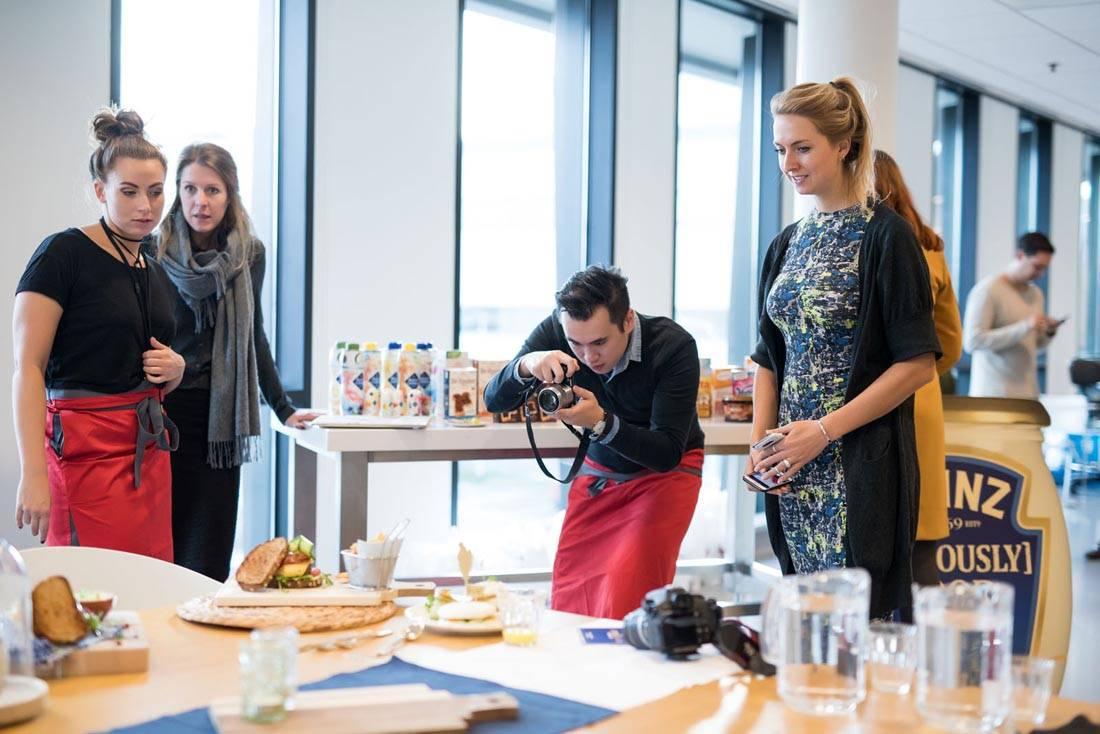 Heinz Seriously Good Mayonnaise | foodblogger masterclass