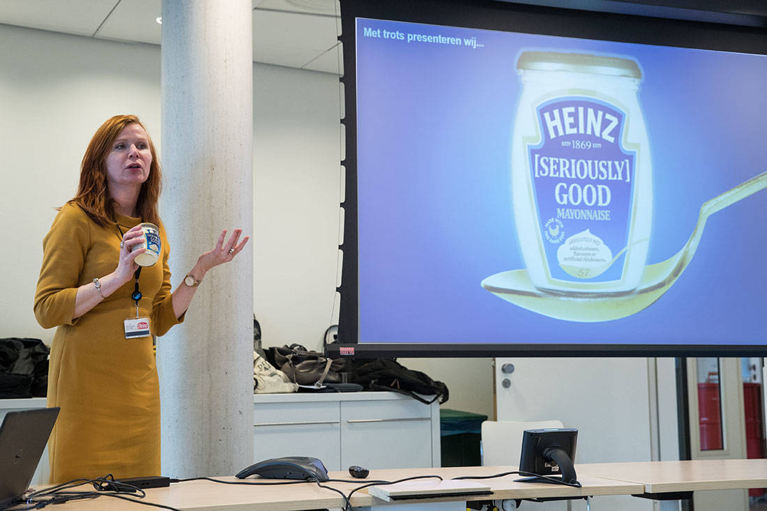 Kraft Heinz Innovation Center | foodblogger masterclass
