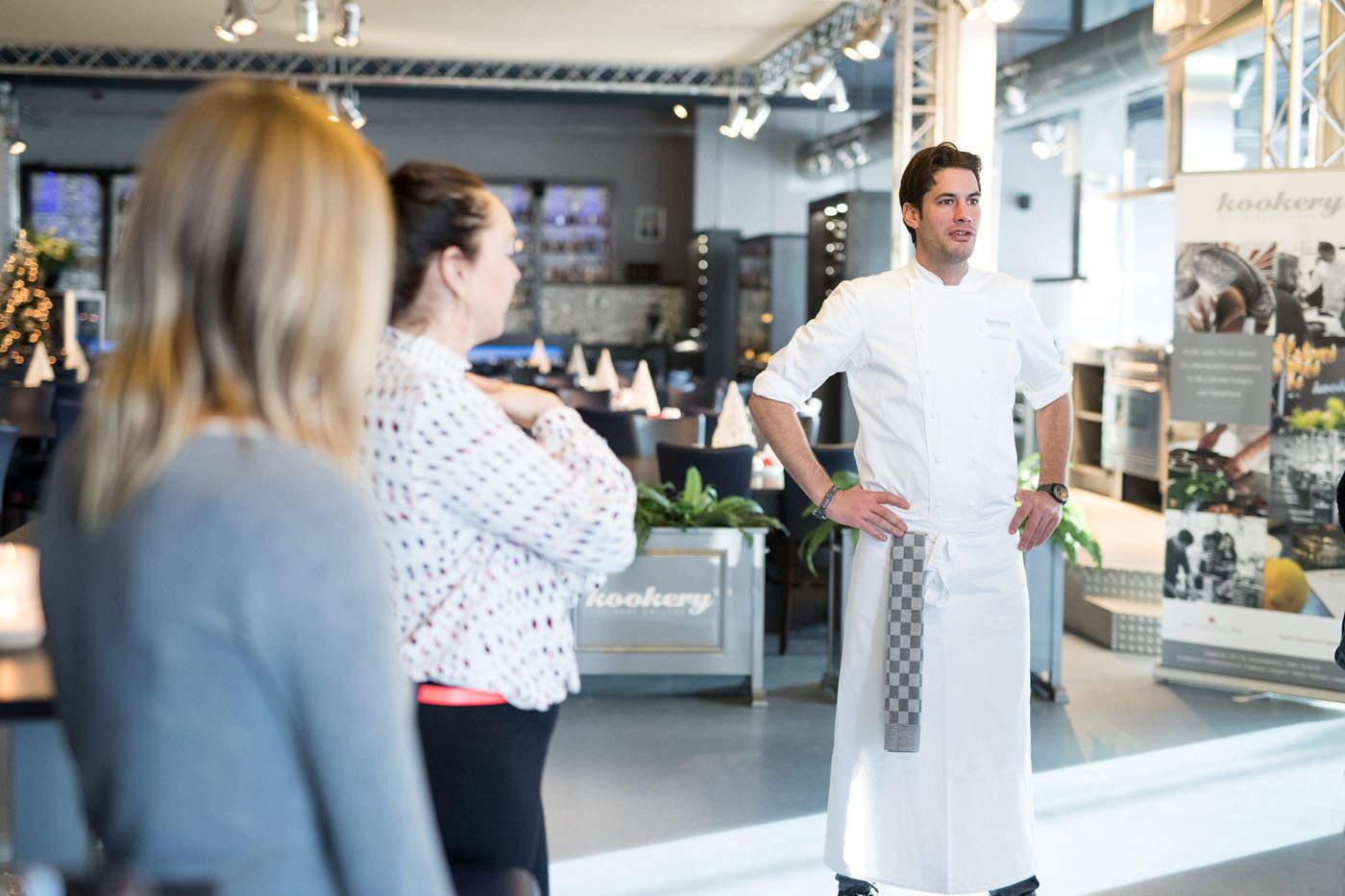 Kookerij Culinair college - Klaas Winsen
