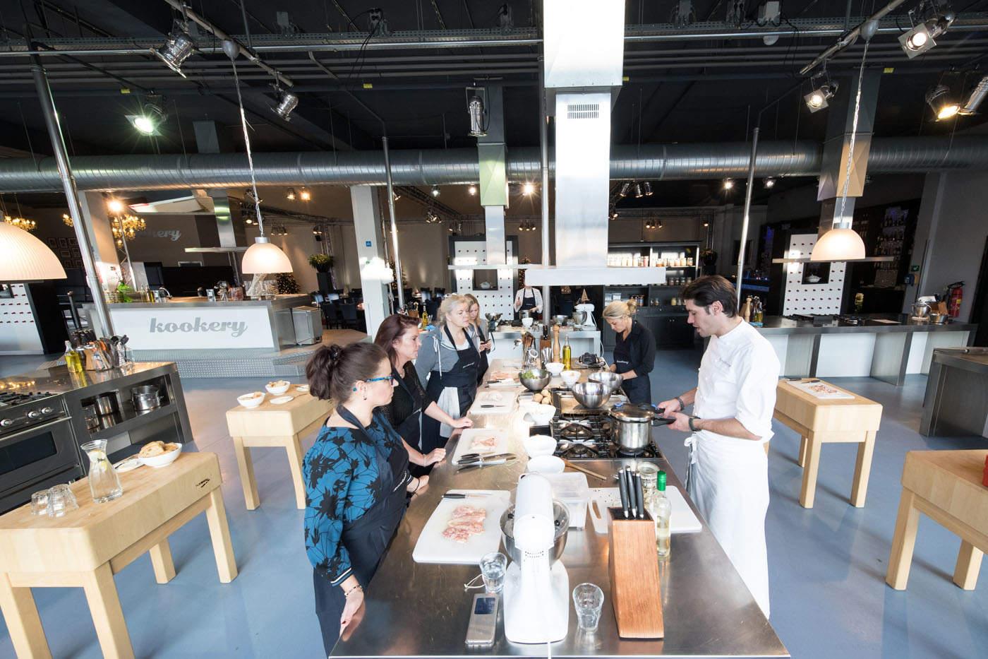Kookerij Culinair college - Masterclass Galantine maken