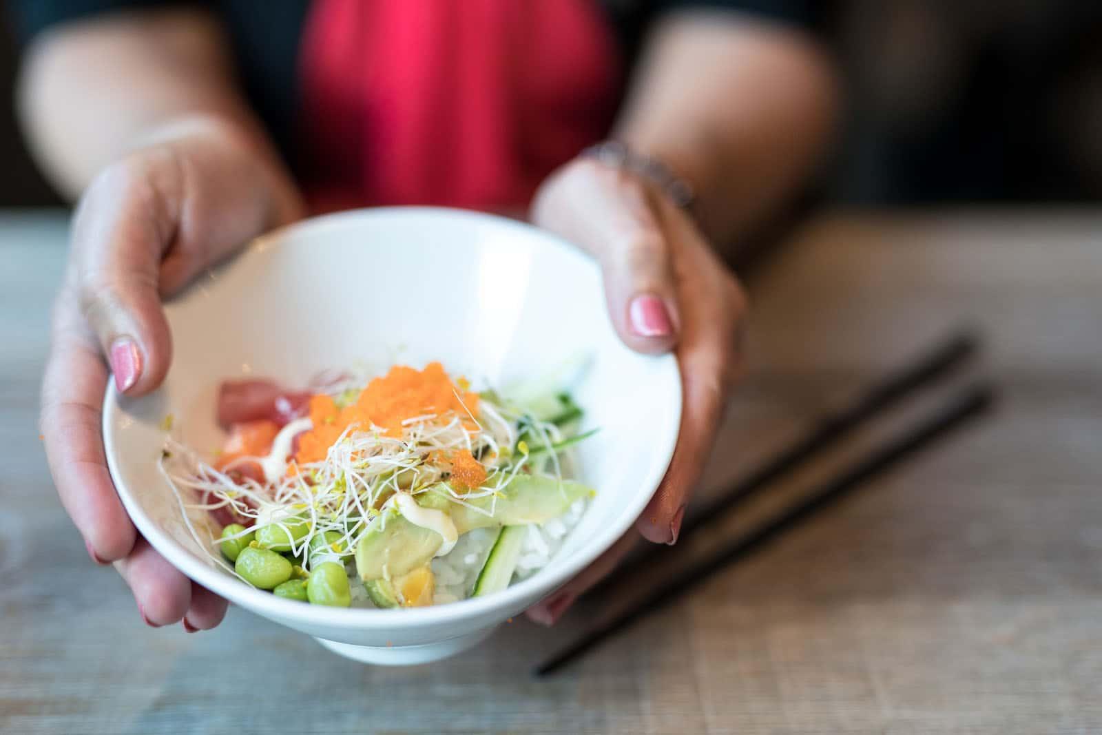 Polébown Sashimi Buddha Asian Tapas Velp