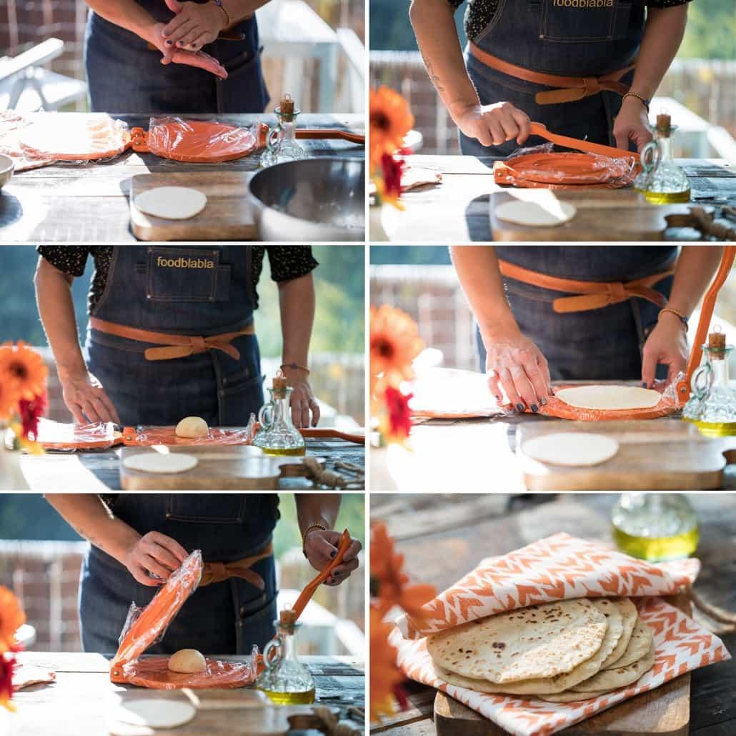 zelf een tortilla maken