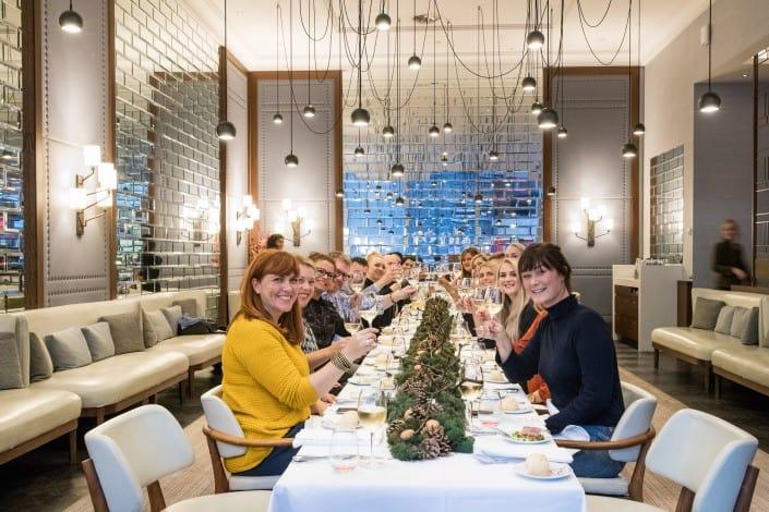 Roots - Hilton Rotterdam autumn dinner