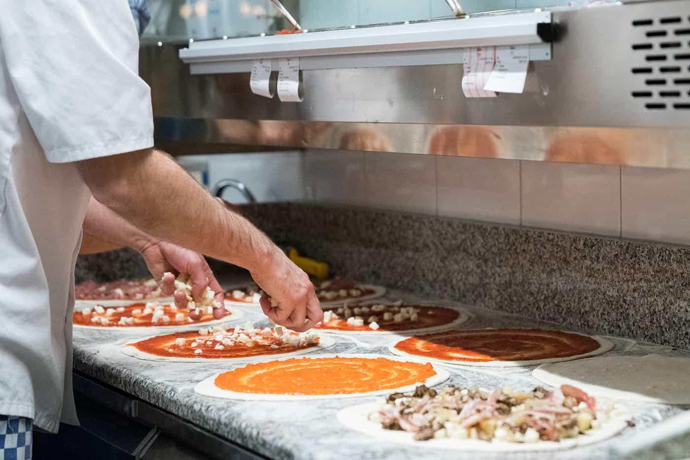 de pizzabakkers arnhem pizza en prosecco