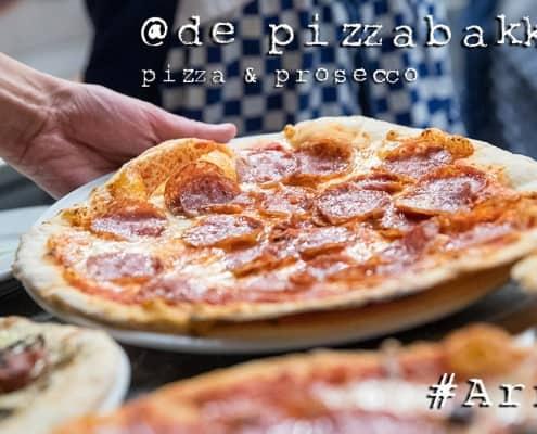 e pizzabakkers arnhem pizza en prosecco