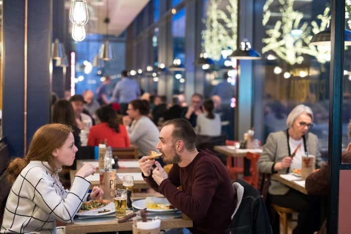 Jamie Oliver's Pizzeria Arnhem