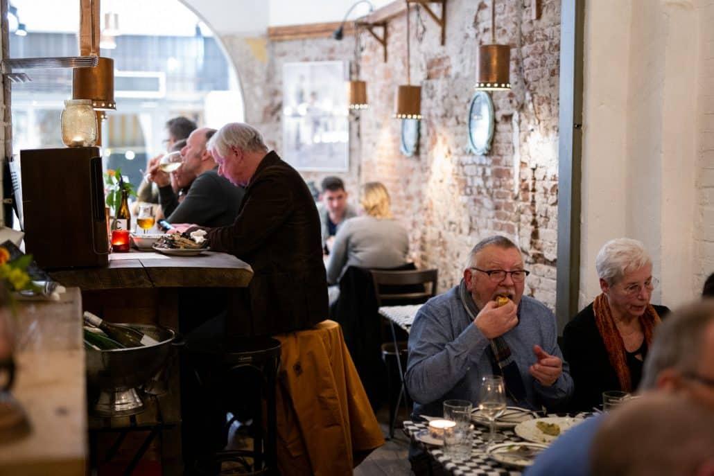 de Zilte Zeemeermin Visbroertjes Steenstraat Arnhem Foodblabla